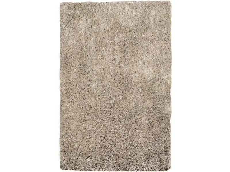 tapis shaggy uni donna 200x300 cm