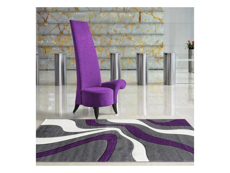 tapis design et moderne rectangulaire