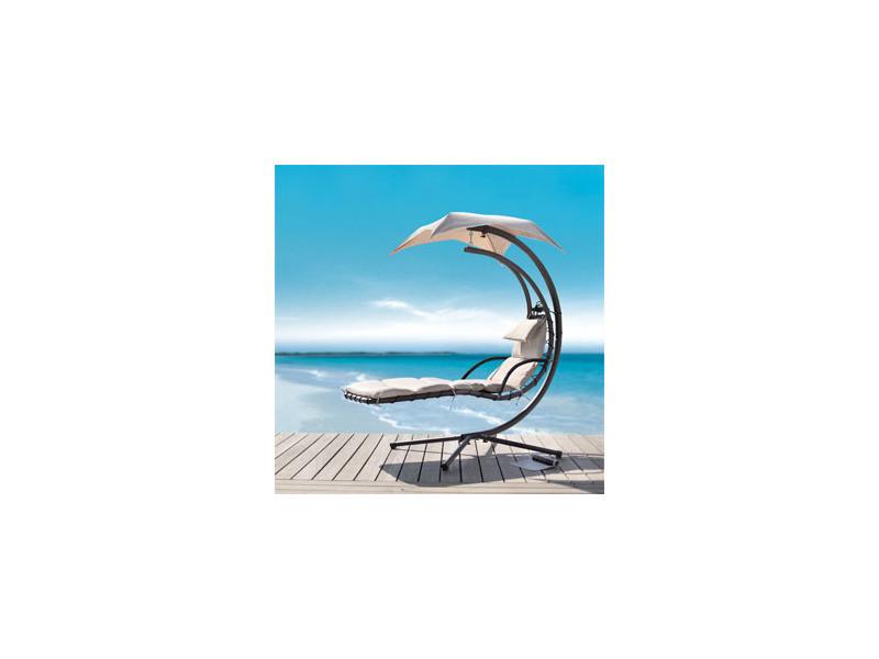 bain de soleil hamac transat suspendu lit suspendu fauteuil balancelle de jardin et patio ogs16 sobuy