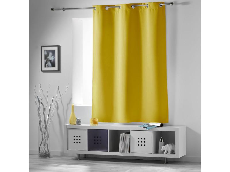 rideau occultant radiateur petite hauteur 140 x 180 cm