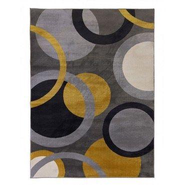 tapis de salon moderne tisse plat bowl 160x230 cm a33943069