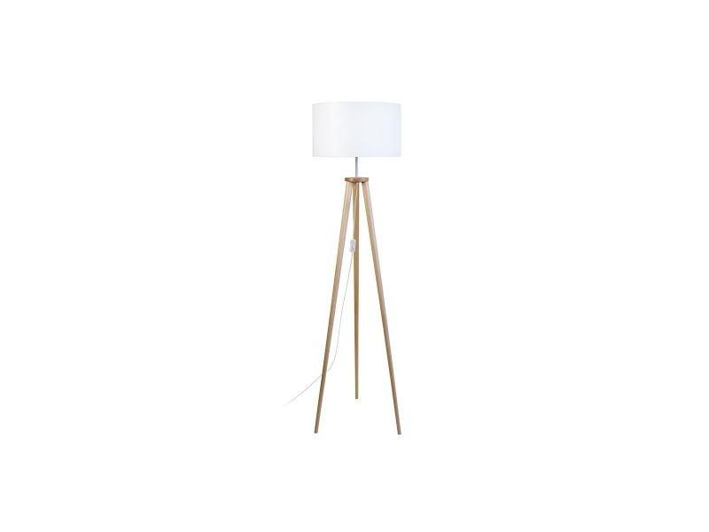 design lampadaire trepied