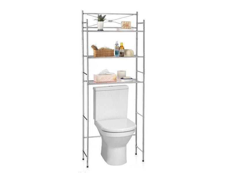 meuble wc metal