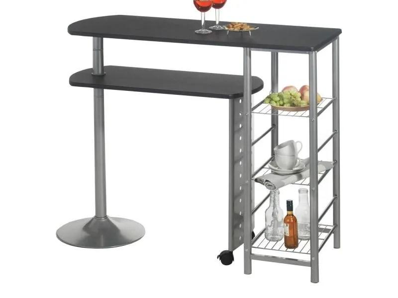table d appoint cuisine conforama