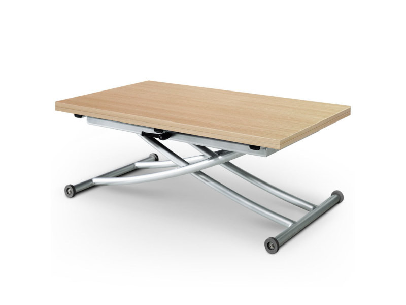 table basse chene clair