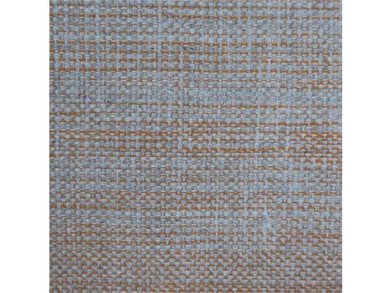 tapis gris orange