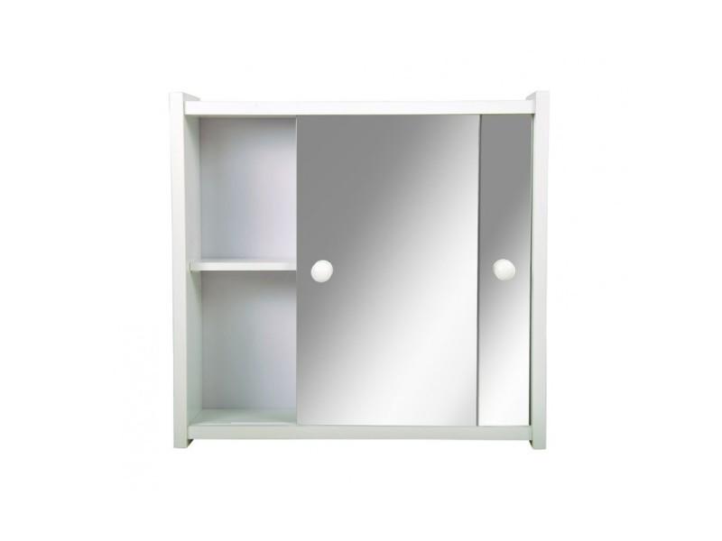 Armoire De Toilette Le Boheme 41 5 Cm X 43 5 Cm Hxl Vente De Pradel Premium Conforama