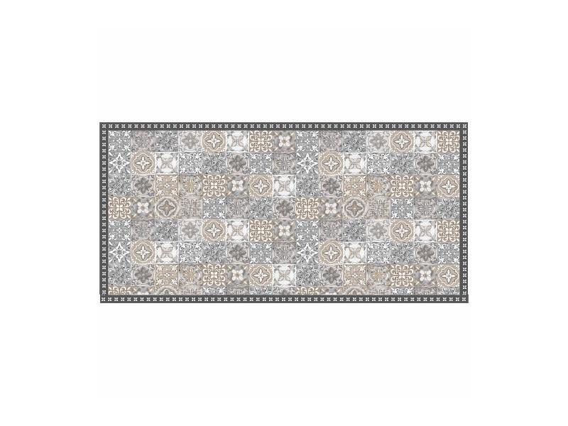 tapis vinyle 50x100 cm alicante naturel