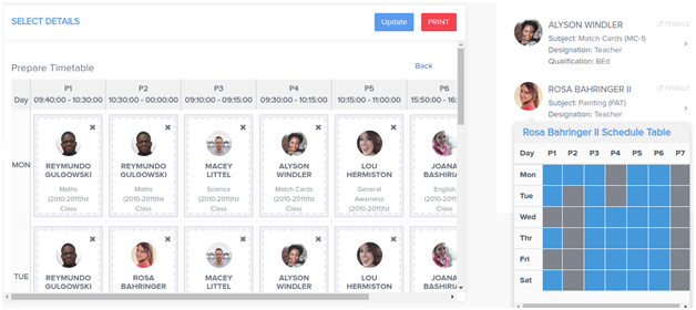 MenorahAcademy - All-in-one College and School Management Software