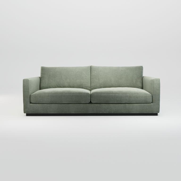 harper square 4 seater sofa