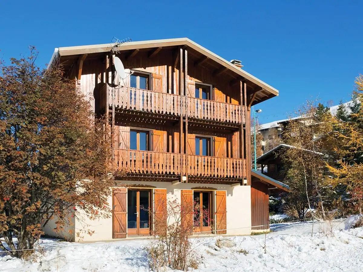 Chalet Tetras Les Deux Alpes Crystal Ski
