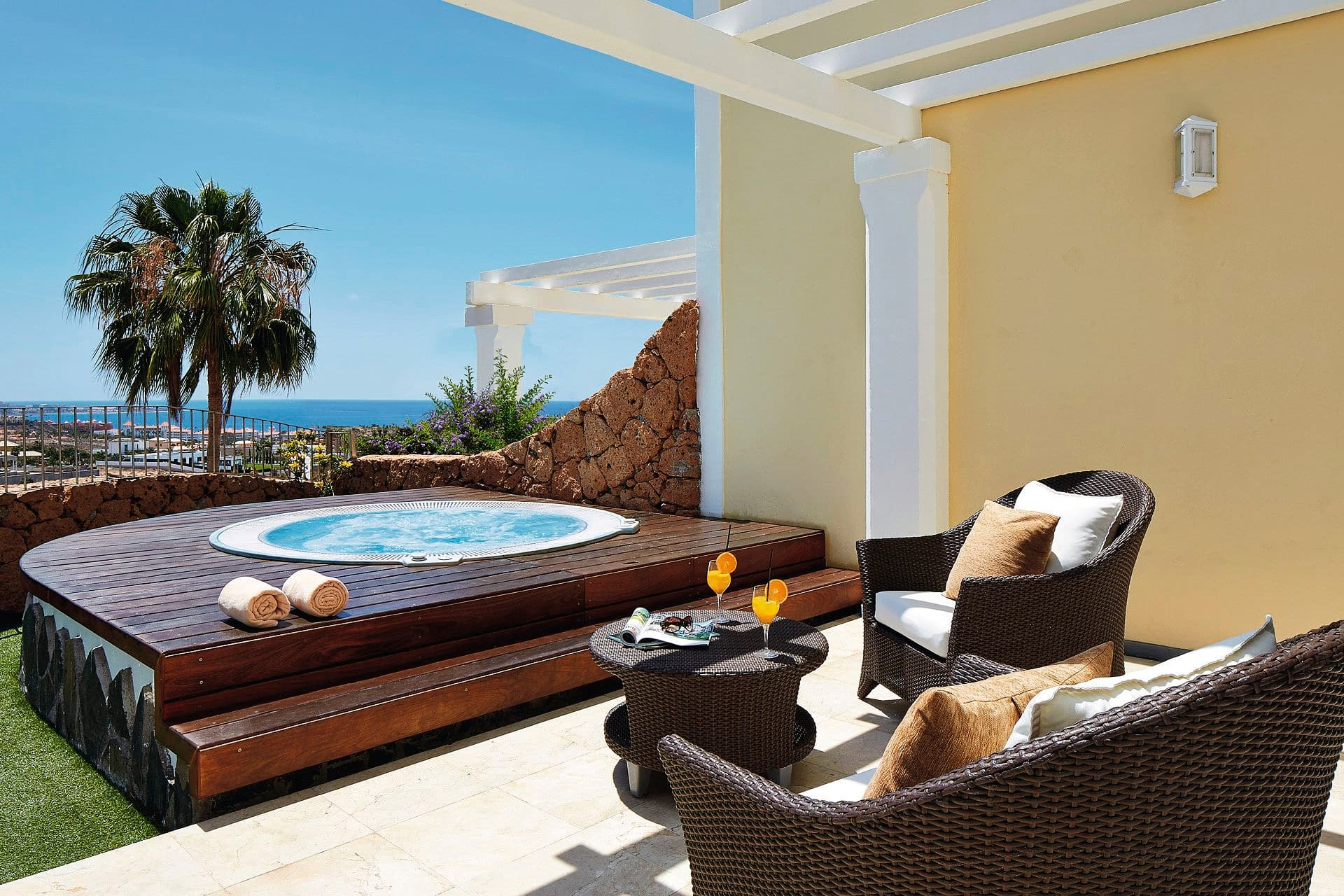 Best Hotels With Private Hot Tubs Tui