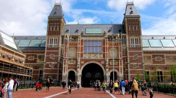 Rijksmuseum Tour Crash - Context Travel