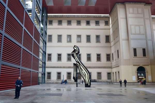 Reina Sof Museum Tour - Guernica With Art Historian