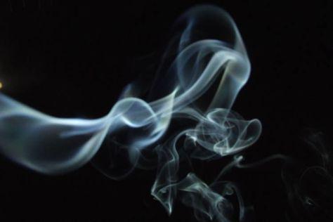 Smoke Art Photography