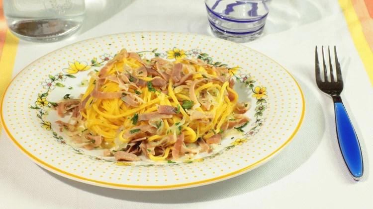 Tagliolini di Campobasso Ricetta Tipica Molise  Cookaround