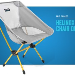 Big Agnes Helinox Chair French Dining The 14 Best Camping Chairs For Chilled Adventures In 2019 Cool Of One