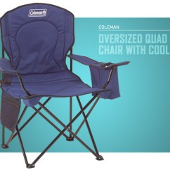 Best Folding Quad Chair Walmart Desk Chairs The 14 Camping For Chilled Adventures In 2019 Cool Of Coleman Oversized With Cooler