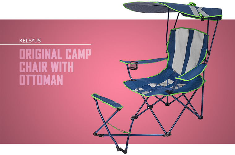 rocky oversized folding arm chair wheelchair dwg the 14 best camping chairs for chilled adventures in 2019 cool of kelsyus original canopy with ottoman