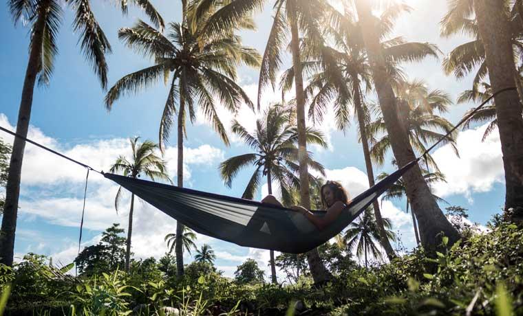 hammock camping the ultimate