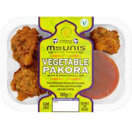 Mrs Unis Vegetable Pakora