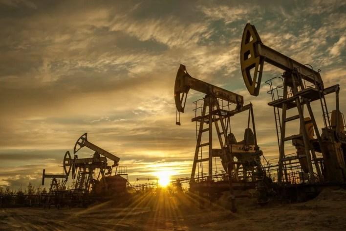 crude oil sensex