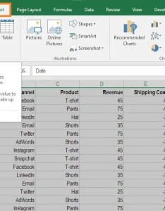 Pivot table insert also guide images instructions how to use excel rh corporatefinanceinstitute