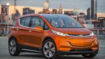 Chevrolet Bolt, elettrica da 300 km con batterie LG