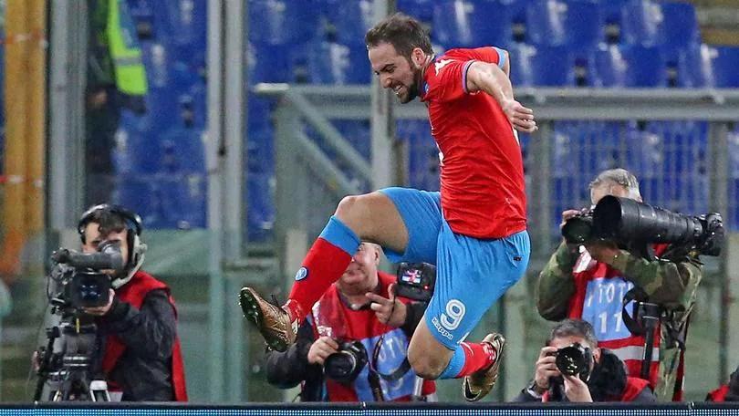 Diretta Lazio-Napoli 0-2