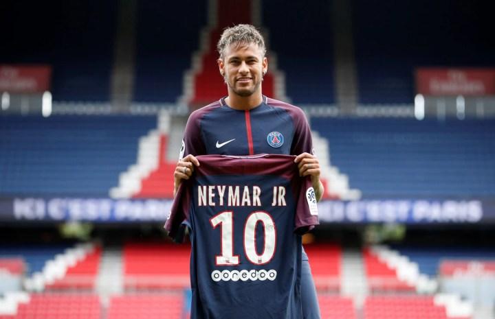 Il trasferimento di Neymar al PSG scelto nel countdown calcistico di Numerosette Magazine | numerosette.eu