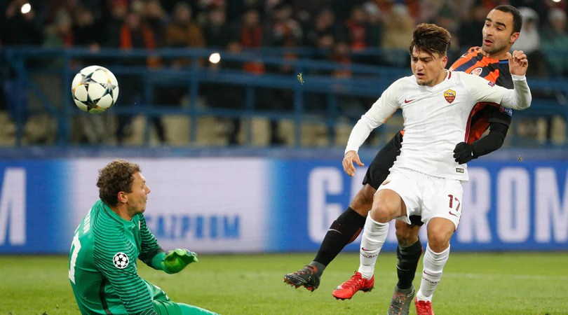 Champions League, Roma-Shakhtar Donetsk: ecco dove vederla in tv