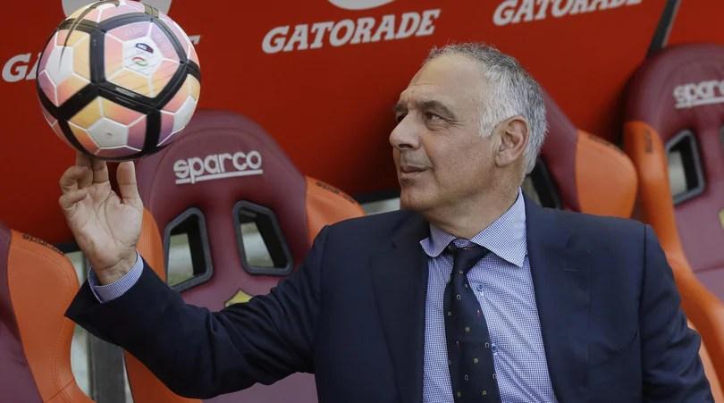 Champions, Pallotta: «Roma-Barcellona non è Davide contro Golia»