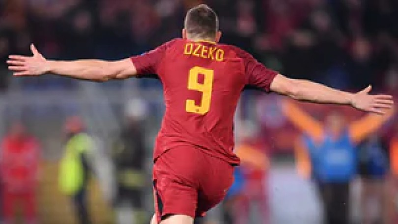 Roma-Shakhtar Donetsk 1-0: Dzeko decide la sfida dell'Olimpico