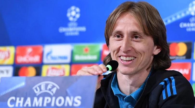 Real Madrid, Modric: «Grande rispetto per la Juventus»