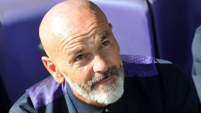 Serie A Fiorentina, Pioli: «Con la Lazio gara delicata, ma vogliamo giocarcela»