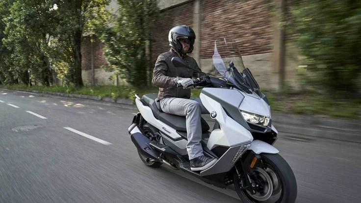 Nuovo BMW C 400 GT le FOTO  Corriere dello Sport
