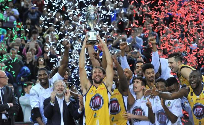 Basket Coppa Italia Ecco Il Calendario Delle Final Eight