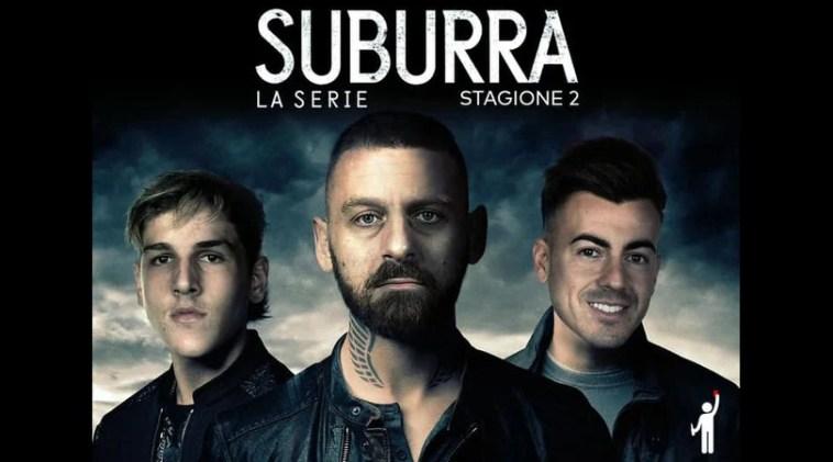 Suburra - Parodia