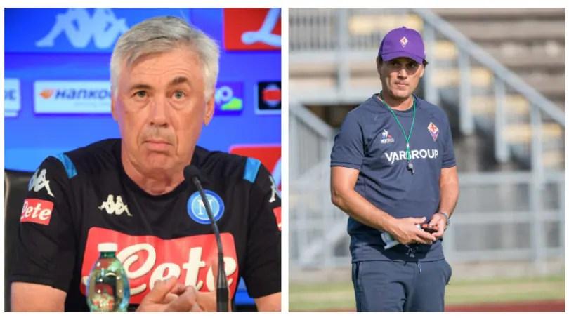 Diretta Fiorentina Napoli Ore 2045 Formazioni Ufficiali E