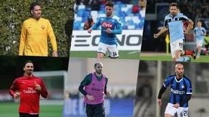 Expiring contracts and loans: the situation in Serie A