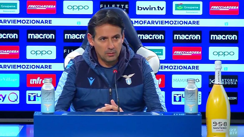 Lazio-Inzaghi: renewal tests