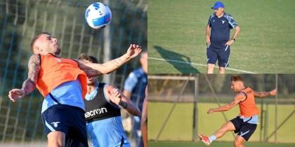 Lazio, Sarri's stability in opposition to Milan