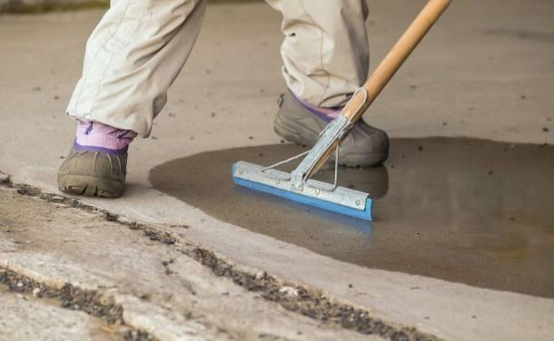 Concrete Flooring Excessive Moisture Issues