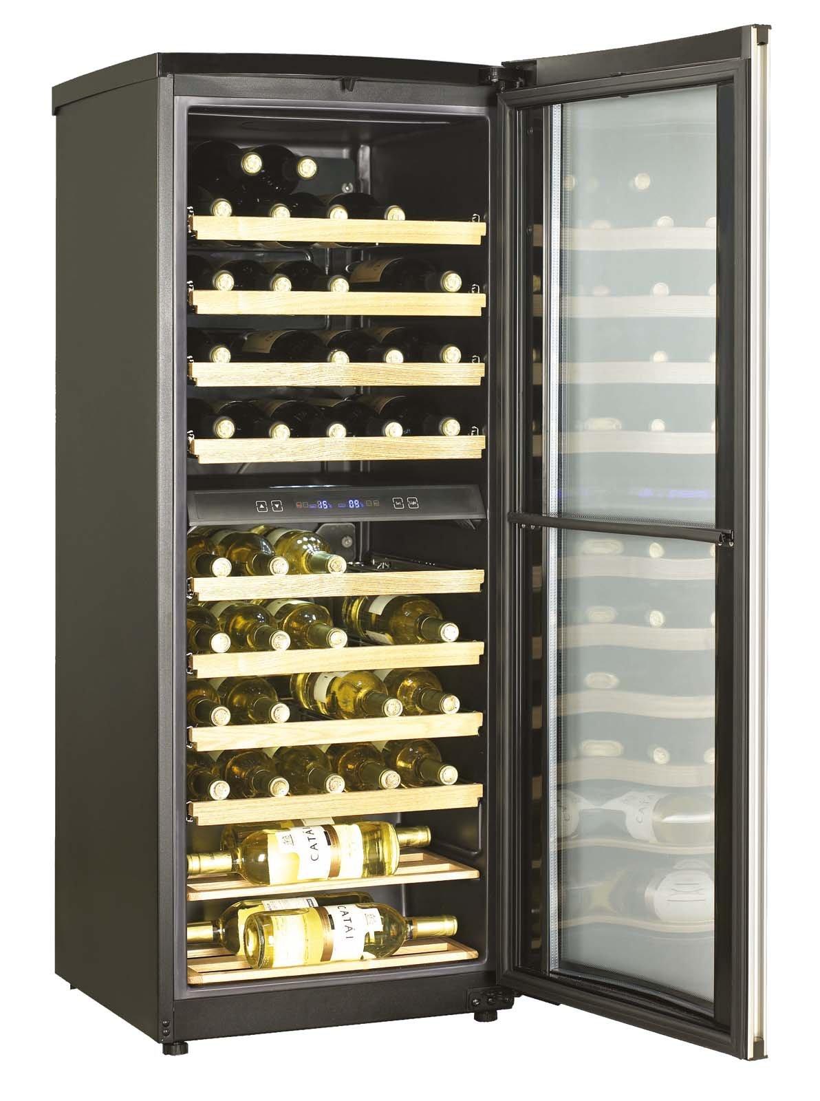 Le cantinette per conservare bene il vino  Cose di Casa