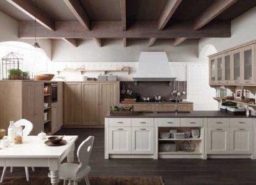 Cucine Country Moderno | Cucina Muratura Design