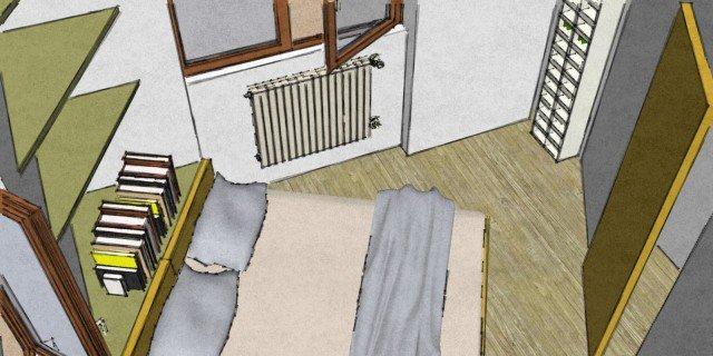 Camera matrimoniale piccola come la arredo  Cose di Casa