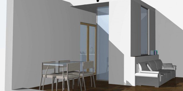 Come dividere il soggiorno dallangolo cottura  Cose di Casa