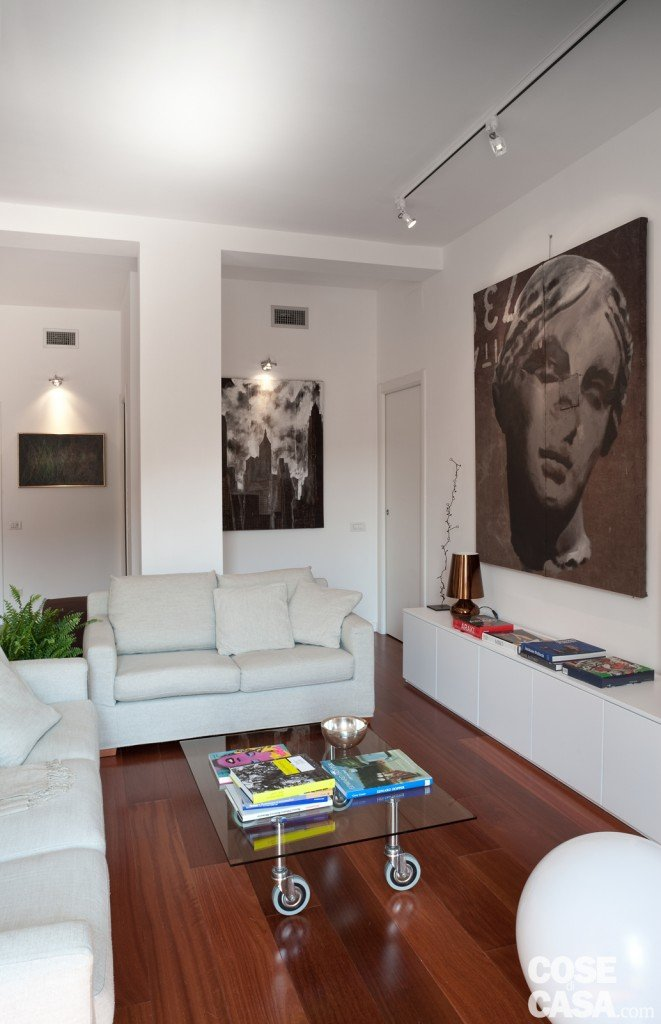Percorsi Ridisegnati Per Una Casa Più Vivibile  Cose Di Casa