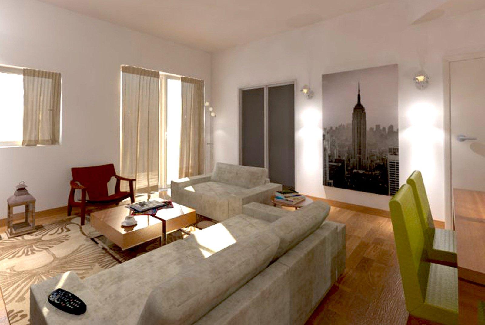 Disposizione Del Divano In Soggiorno - Idee per interni per la casa ...