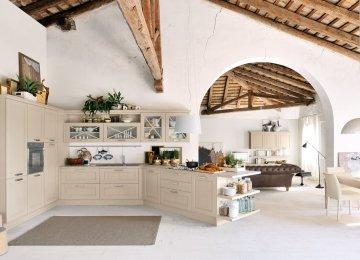 Cucine In Legno Massello Moderne | Cucine Legno Massello E9dx Cucine ...